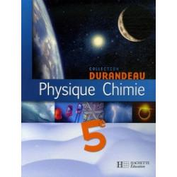 Physique Chimie 5e.