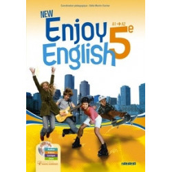 New Enjoy English 5e A1-A2