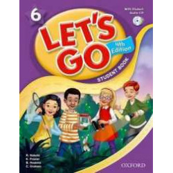 let's go  6 student book