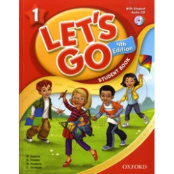 - Let's go 1 - Student Book