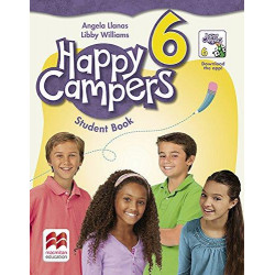 Happy Campers Level 6...