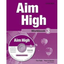 Aim High Level 3 Workbook