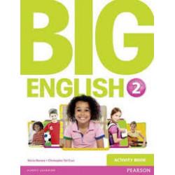 Big English 2 Activity Book