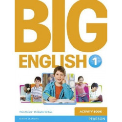 Big English 1 Activity Book