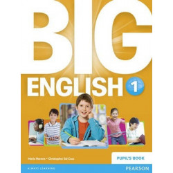 Big English 1 Pupils Book...