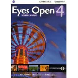 Eyes Open Level 4 students...