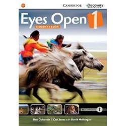 Eyes Open Level 1 Student's...