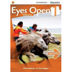 Eyes Open Level 1 Workbook