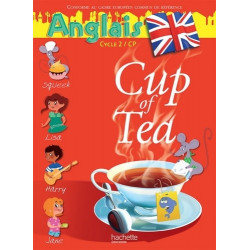 Cup of Tea Anglais Cycle 3-CM1