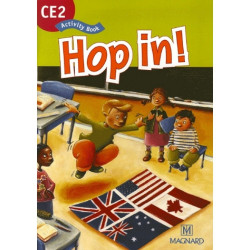 Hop in ! CE2 - Activity Book