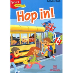 Hop in ! Activity Book cm1