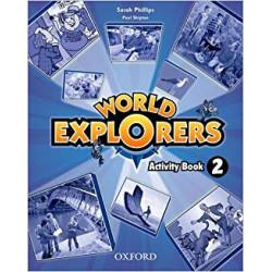World Explorers: Level 2:...