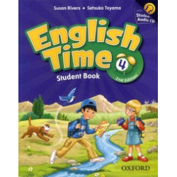 English Time 4 - Student Book.