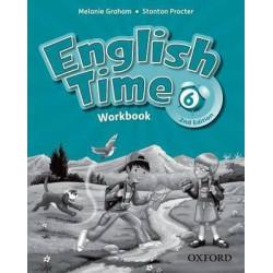 English Time: 6: Workbook