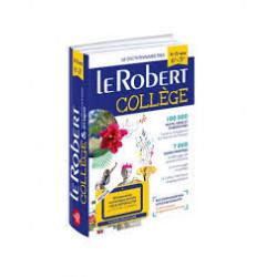 Le Robert collège 11-15 ans...