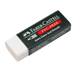 gomme blanche faber castell