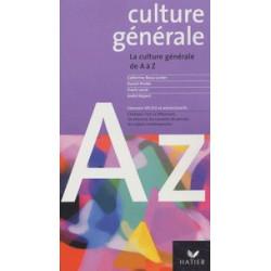 La culture générale de A à Z.