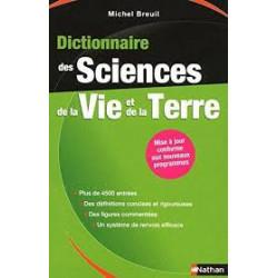 DICTIONNAIRE SCIENCES de la...