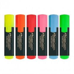fluorescent couleur faber...