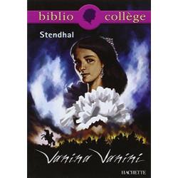 Vanina Vanini    stendhal