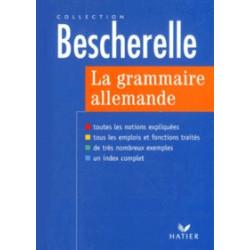 La grammaire allemande.