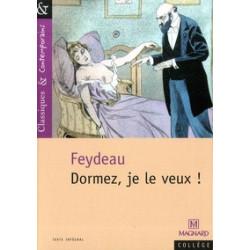 Dormez, je le veux !Feydeau