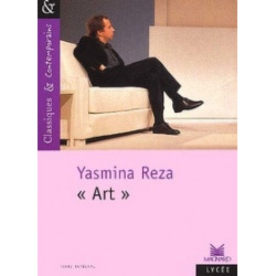 Art.  Yasmina Reza -