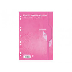 copie mobiles couleurs rose
