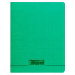 cahier grand format polypro...