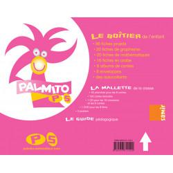 Palmito - Boîtier MS