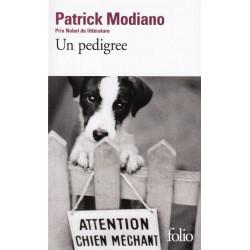 Un pedigree De Patrick Modiano