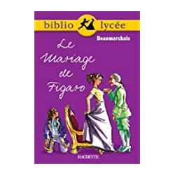 Le Mariage de Figaro...