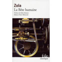 La bête humaine - Emile Zola