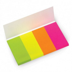 post-it couleur