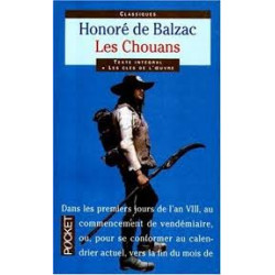 Les Chouans-Honore De Balzac
