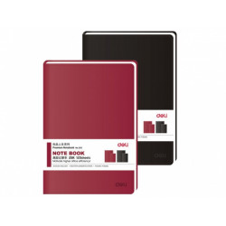 note book 250pages deli
