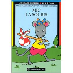 MIC LA SOURIS.  Thierry...
