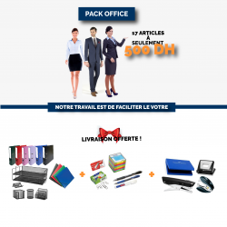 Pack office + Livraison...