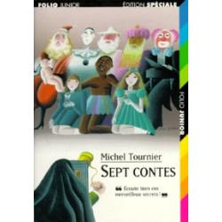 SEPT CONTES -Michel Tournier