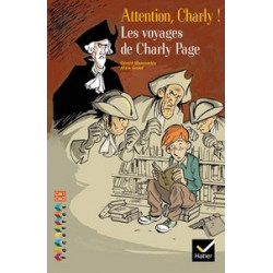 Les voyages de Charly Page...