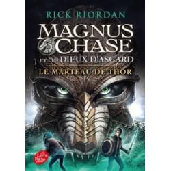 Magnus Chase et les dieux...