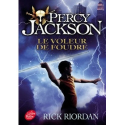 Percy Jackson Tome 1-Le...