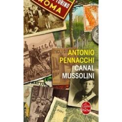 Canal Mussolini-Antonio...