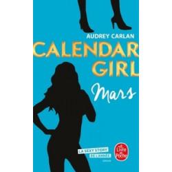 Calendar Girl-Mars Audrey...