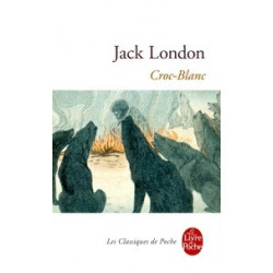 croc blanc-JACK LONDON