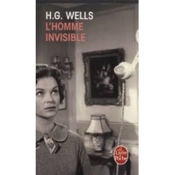 L'Homme invisible-Herbert...