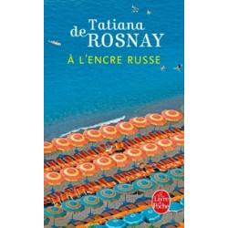 A l'encre russe-Tatiana de...