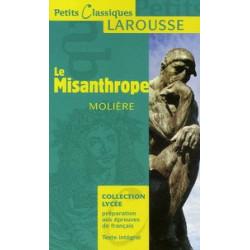 Le Misanthrope--Molière