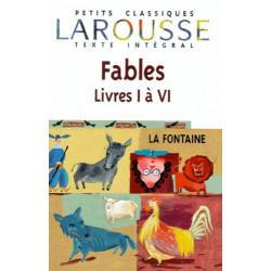 Fables. - Livres I à VI-...