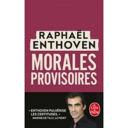 Morales provisoires-Raphaël...